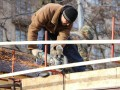 В Киеве в районе метро Святошино снесли МАФы