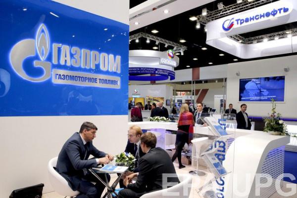 Нафтогазу и Газпрому принадлежит по 40,2174% акций Газтранзита