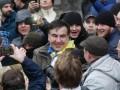 Истек срок ночного домашнего ареста Саакашвили