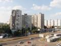 В Киеве на одном из домов создали крупнейшую фреску-мурал