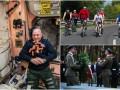 День в фото: Кличко на велосипеде, Яценюк в Быковне и морковь в Космосе