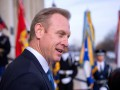 Глава Пентагона неожиданно прибыл в Ирак