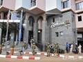 Заложник снял начало захвата отеля в Мали. Видео