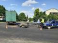 В Харьковской области в ДТП с грузовиком погиб мотоциклист