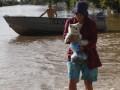 Наводнение в Австралии оставило тысячи домов без электричества
