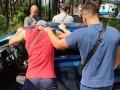 Близ Киева ранили девушку, ставшую свидетельницей разборок