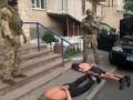 В Виннице на горячем накрыли банду, взрывавшую банкоматы по стране