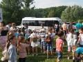 В Мукачево микроавтобус с детьми попал в ДТП: есть пострадавшие