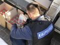Правоохранители под Киевом изъяли крупную партию антисептиков