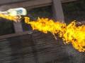 На Закарпатье неизвестные совершили поджог магазина