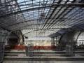 В Берлине рядом с Центральным вокзалом нашли стокилограммовую бомбу времен войны