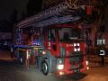 В Киеве ночью горело общежитие авиационного университета