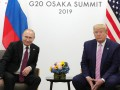 Закончилась встреча Трампа и Путина на саммите G20
