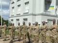 В зону АТО отправились еще 75 бойцов батальона