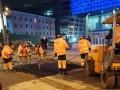 У ТРЦ Ocean Plaza в Киеве восстановили движение