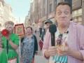 ЛГБТ против фашистов: Дурнев показал гей-парад в Риге