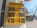 Гривна замедлила падение: Курсы валют на 22 апреля