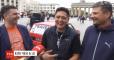Украинцы переделали Таврию в электромобиль и доехали до Берлина