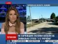 Под Харьковом в прямом эфире напали на журналистов 112-Украина