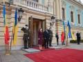 Ценим, что Санду не боится называть Крым украинским, - Зеленский