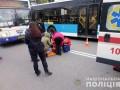 В Хмельницком автобус сбил двух детей на переходе