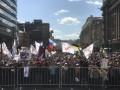 Хватит Путина и войны: В Москве тысячи людей вышли на митинг