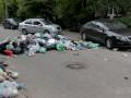 Во Львове очистили 70% переполненных мусорников - ОГА