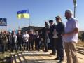 На админгранице началось блокирование оккупированного Крыма