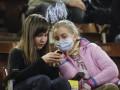 Карантин в школах Киева продлен до 8 февраля