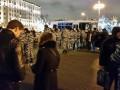 В Москве разогнали акцию против платных парковок