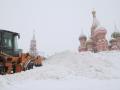 В Москве снегопад установил столетний рекорд