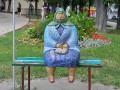 Необычные скульптуры Киева
