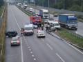 Масштабное ДТП под Киевом: трое погибли, 18 ранены