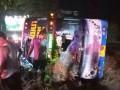 В Таиланде перевернулся рейсовый автобус: более 30 пострадавших