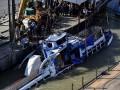 На поднятом из Дуная катере нашли тела капитана и пассажиров