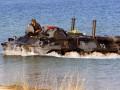 На военных учениях в Казахстане затонули БТРы с военными