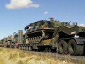 Турция стягивает бронетехнику к границе с Ираком