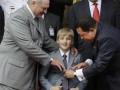 Лукашенко о 8-летнем внебрачном сыне: Коля вхож в узкий круг влиятельных политиков
