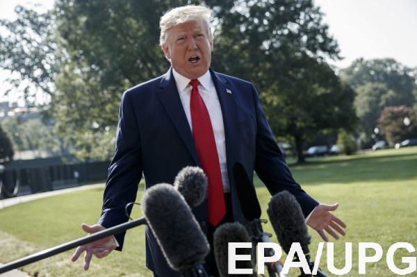 Трампу грозились поправкой ограничить возможность вмешательства в оборону США