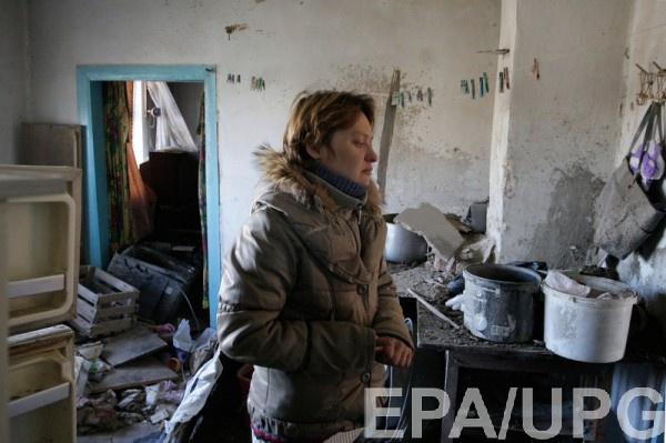 Жители Донецка вынуждены голодать