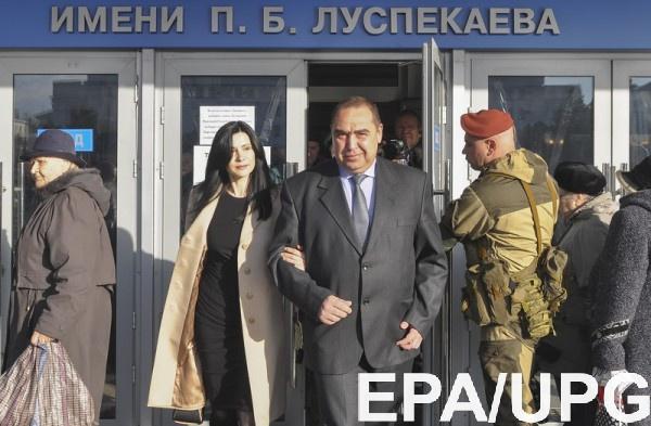 О пополнении рядов организации главари ЛНР получили из Москвы