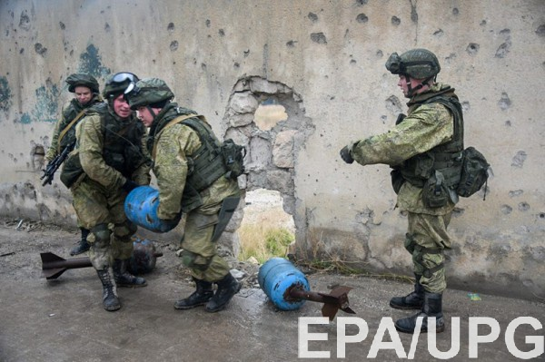 СМИ: Российский генерал тяжело ранен в Сирии