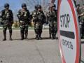 Украинская армия блокирует границу с Россией в 15 километрах от нее