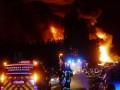 В Германии произошел взрыв на химическом заводе (видео)