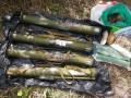 В Киеве нашли тайник с гранатометами и пластидом