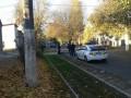 Одесские полицейские застрелили убийцу, напавшего на них с топором