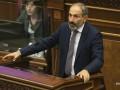 Пашиняна назначили премьер-министром Армении