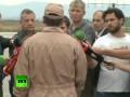 Сбитый российский летчик во время интервью читал ответы с листа