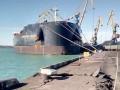 В порту Одессы мальтийское судно врезалось в причал