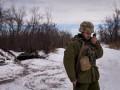 На Донбассе за день два обстрела, ранен боец